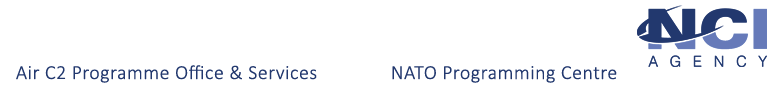 NCI Agency NATO Programming Centre